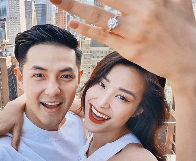 """Dương Yến Ngọc nói gì khi bị cho là """"đá xéo"""" Đông Nhi cưới thiếu gia tập đoàn? - 1"""