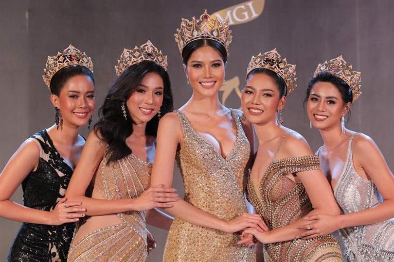 Thật như đùa ở Thái: Mỹ nữ quàng nải chuối lên người đi thi hoa hậu! - 1