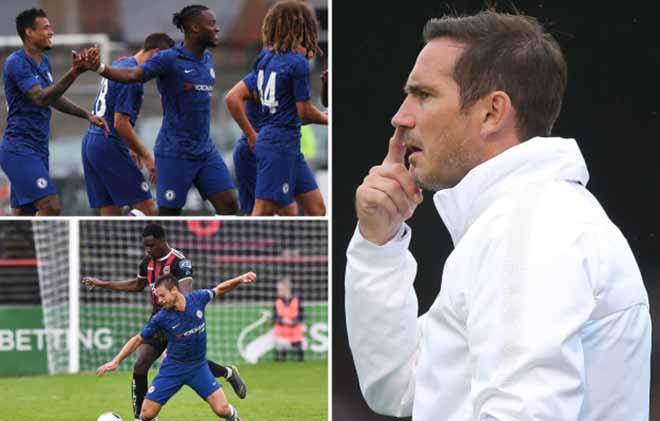 """Bohemians - Chelsea: Lampard ra mắt, """"người thừa"""" lập công chào tướng mới - 1"""