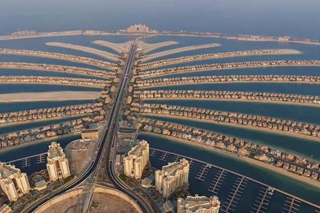 """Du khách sững sờ trước """"kỳ quan thứ 8 của thế giới"""" ở Dubai - 1"""