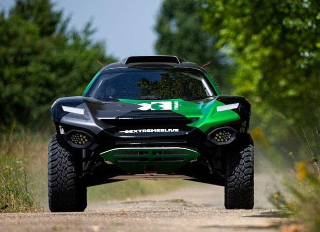 ODYSSEY 21 xe chạy địa hình bằng động cơ điện hoàn toàn - 1