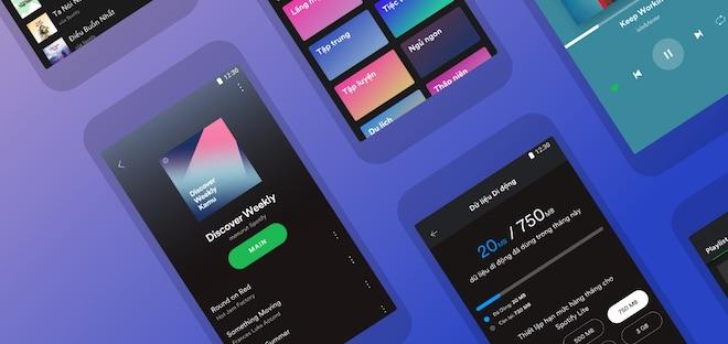 Nghe nhạc online tiết kiệm lưu lượng 3G/4G hơn với ứng dụng Spotify Lite - 1