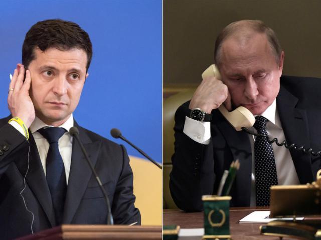 Ông Putin không hài lòng điều gì với tân Tổng thống Ukraine trong cuộc điện đàm đầu tiên?
