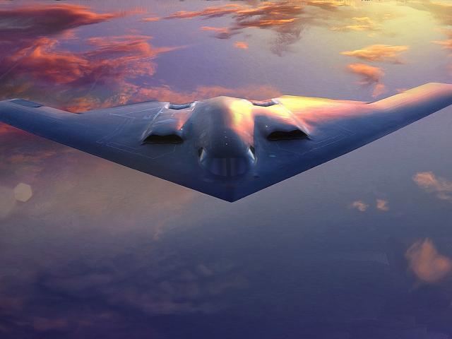 Cận cảnh khoang lái siêu máy bay ném bom tàng hình mạnh hàng đầu của Mỹ