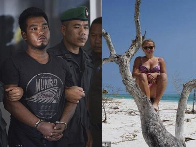 Nữ du khách Đức xinh đẹp bị cưỡng hiếp, sát hại ở Thái Lan: Án nặng nhất cho hung thủ