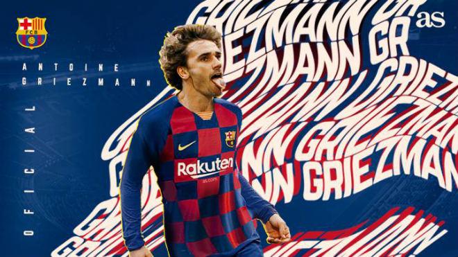 """Barca sắp ôm họa vì """"bom tấn"""" chuyển nhượng Griezmann: Atletico đòi 200 triệu euro - 1"""