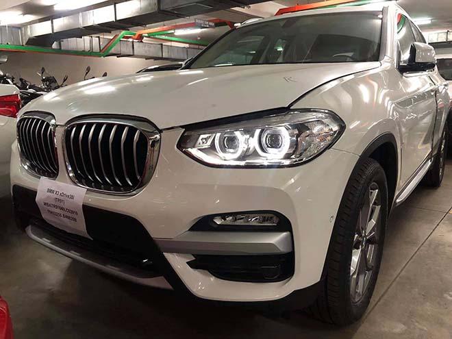 Cận cảnh BMW X3 thế hệ mới tại thị trường Việt Nam - 1