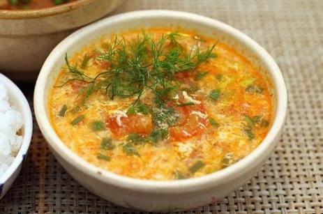 Canh trứng cà chua - món canh bác sỹ đông y khuyên dùng: Nấu thế nào bổ dưỡng nhất? - 1