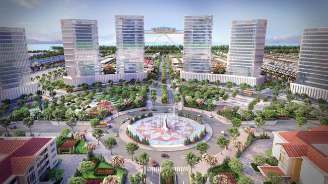 Pháp lý rõ ràng, sổ đỏ từng nền – Stella Mega City, điểm hút mới của giới đầu tư BĐS - 1
