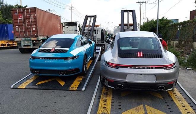 Porsche 911 Carrera S thế hệ mới chính thức có mặt tại Việt Nam - 1
