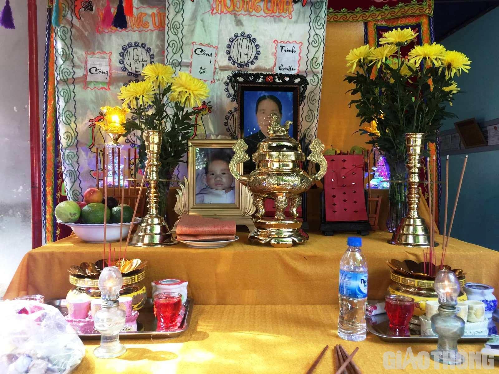 TNGT 2 bà cháu tử vong ở Quảng Ngãi: Thắt lòng ngày đoàn tụ thành đại tang - 1