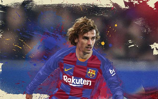 """""""Bom tấn"""" chuyển nhượng Griezmann 120 triệu euro: Từng gieo sầu Barca - Messi - 1"""