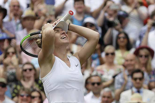 """Halep vô địch Wimbledon: Báo quốc tế dự đoán """"ngày tàn"""" của Serena - 1"""