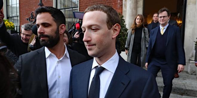 Facebook nhận mức phạt 5 tỷ USD vì vi phạm quyền riêng tư - 1