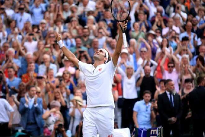 Mãn nhãn kinh điển Wimbledon: Nadal hé lộ sai lầm, Federer kìm nén cảm xúc - 1