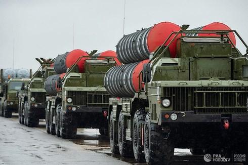 """Vì sao Mỹ """"sợ hãi"""" trước việc Nga cung cấp hệ thống S-400 cho Thổ Nhĩ Kỳ? - 1"""