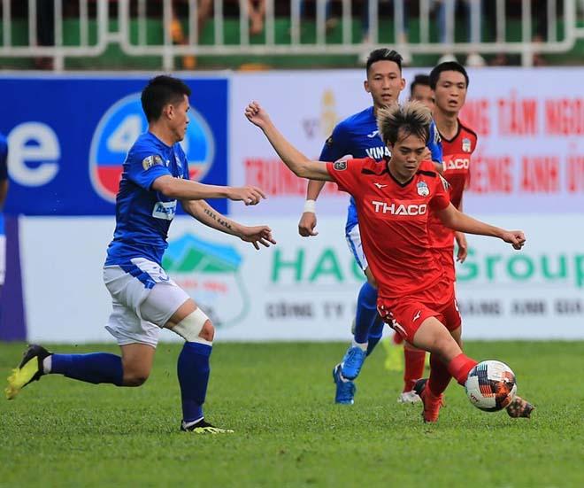 Quảng Ninh - HAGL: Xuân Trường ra sân, 3 đòn choáng váng - 1