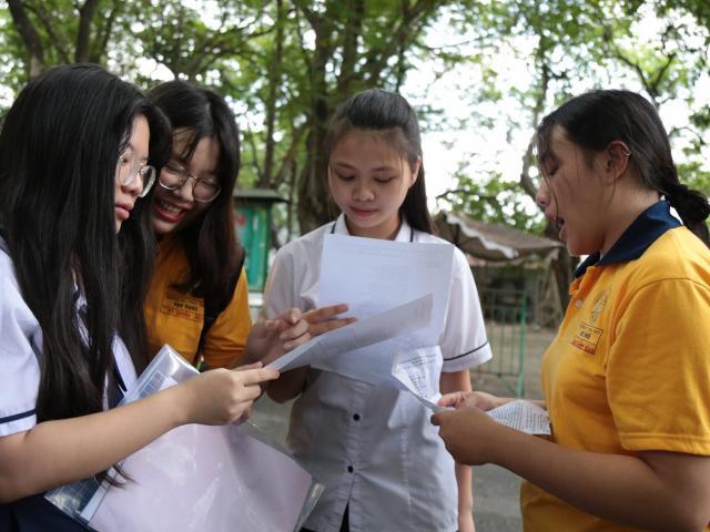 Sốc với số thí sinh bị điểm liệt môn Ngữ văn kỳ thi THPT Quốc gia 2019