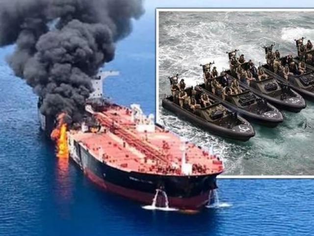 """Iran """"sớm muộn"""" sẽ tấn công tàu Anh nếu London không thả tàu chở dầu"""