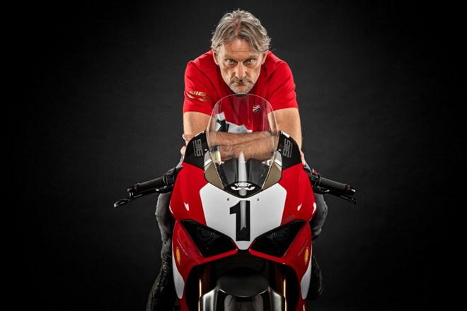 Ducati ra mắt Panigale V4 bản giới hạn nhằm vinh danh huyền thoại - 1