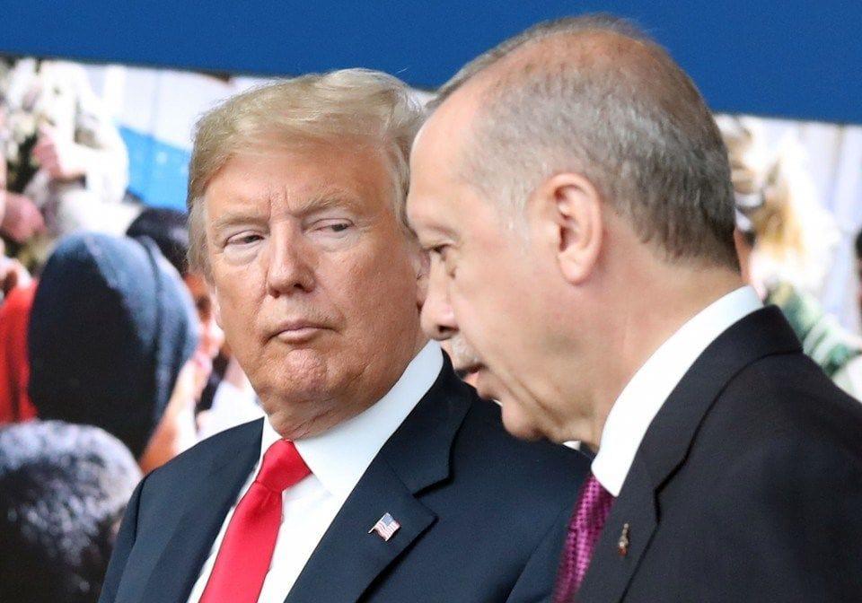 Không còn dọa dẫm, Mỹ sắp giáng đòn trừng phạt Thổ Nhĩ Kỳ - 1