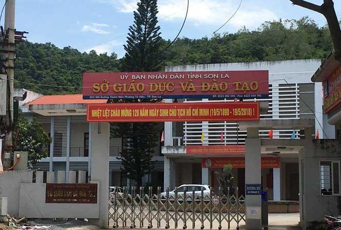 Sau năm 'dính' gian lận, tỷ lệ tốt nghiệp Hà Giang, Sơn La giảm gần 20% - 1