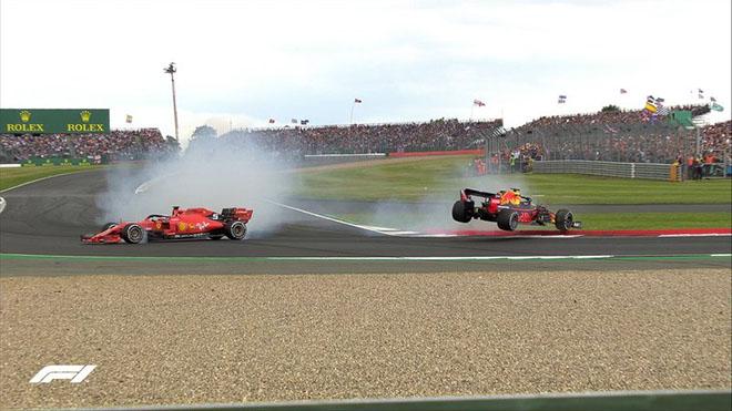 Video đua xe F1, British GP: Cú đâm định mệnh, đánh rơi điểm số đau đớn - 1