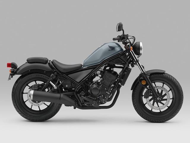 Honda Việt Nam sắp bán Honda Rebel 300 mới giá 125 triệu đồng