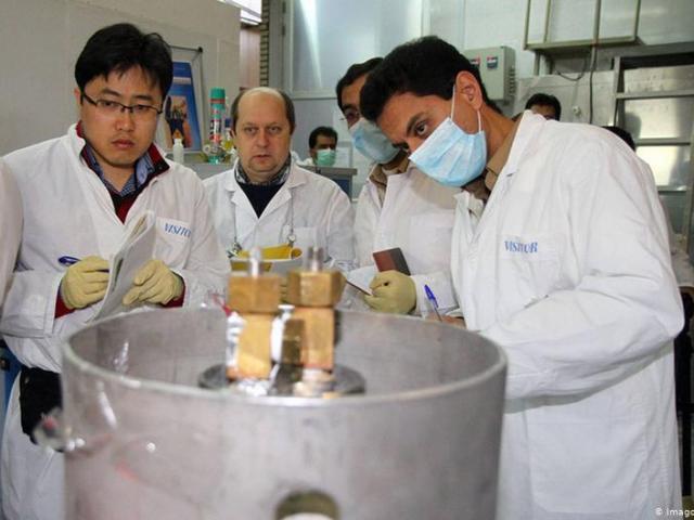 Iran vi phạm thỏa thuận hạt nhân, các cường quốc châu Âu lo sợ