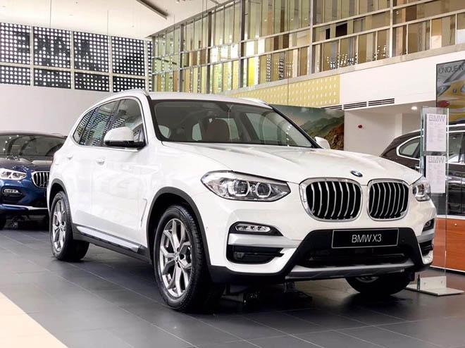 Cận cảnh crossover hạng sang BMW X3 2019 đầu tiên cập cảng Việt Nam - 1