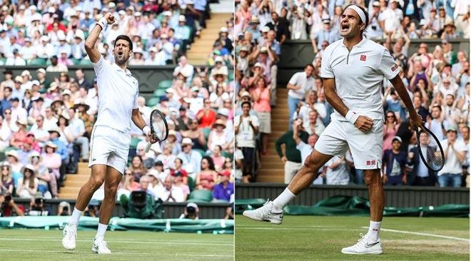 Chung kết Wimbledon: Federer 2 lần vồ hụt cúp, nuối tiếc khôn nguôi - 1