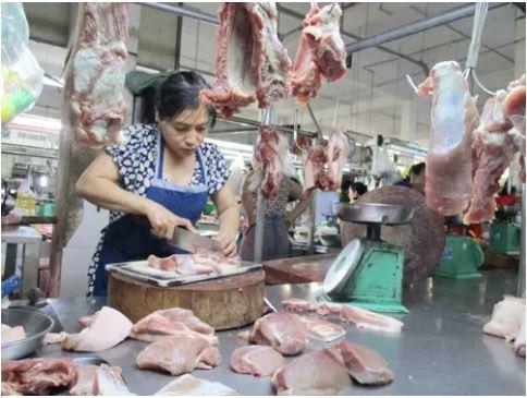 Tiêu thụ thịt heo tăng trở lại - 1