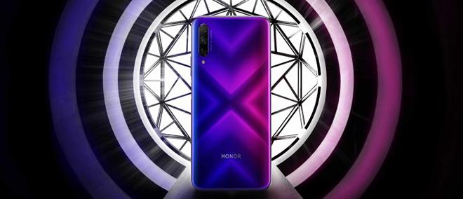 Honor 9X tỏa sáng trong hình ảnh chính thức kèm thông số kỹ thuật - 1
