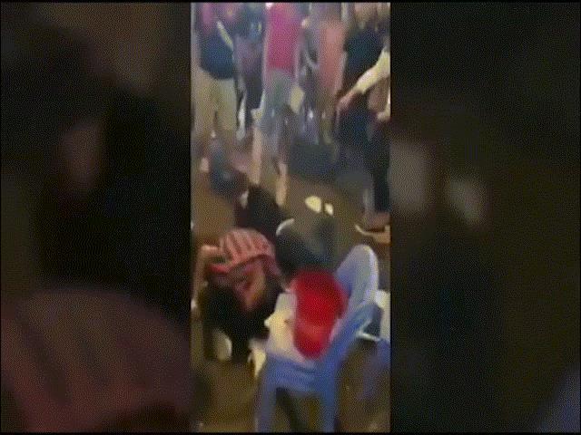 Sự thật clip 3 thanh niên co giật, sùi bọt mép trên phố đi bộ Bùi Viện
