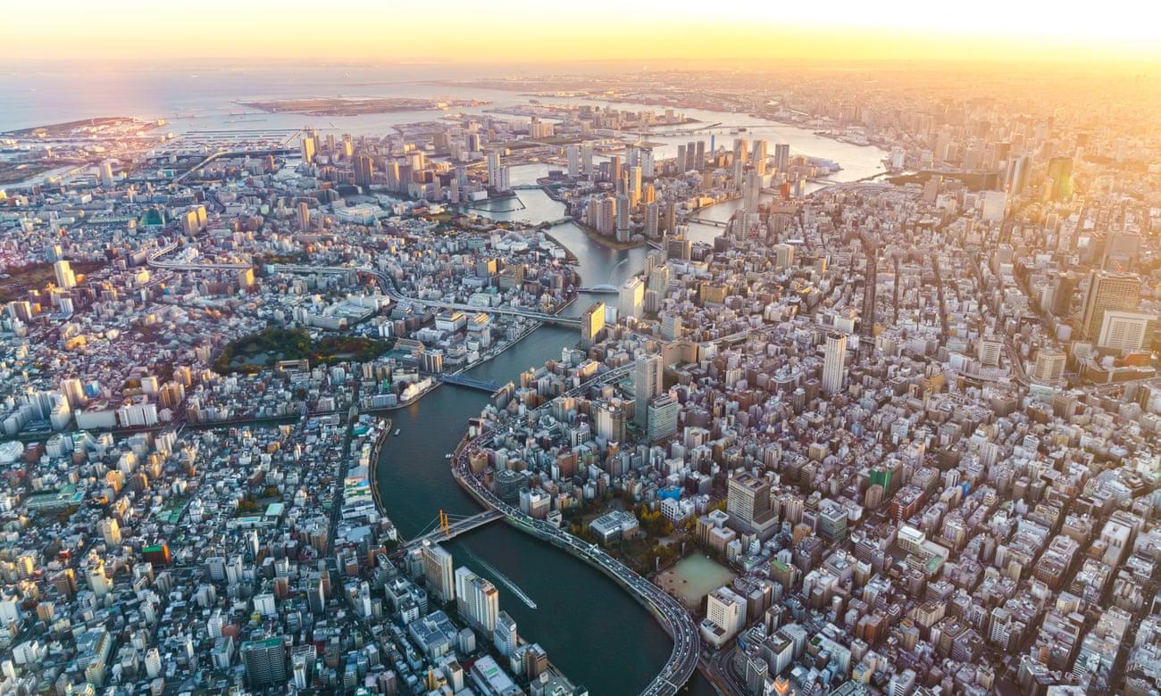 Hàng trăm con sông ở Tokyo đã biến đi đâu? - 1