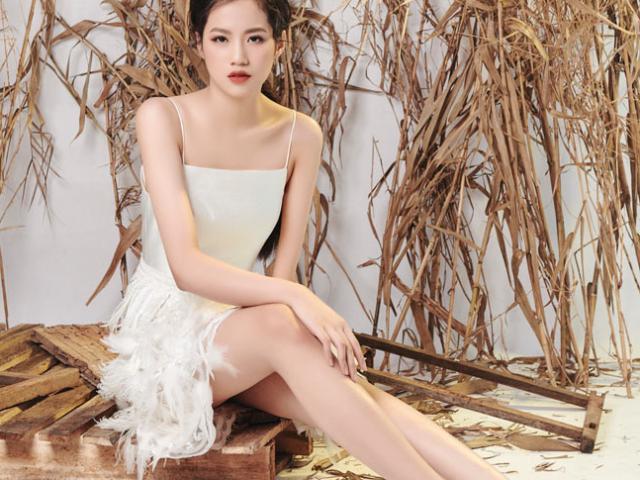 Thiếu nữ Hà Nội bị cụt tay vẫn đẹp như tranh khi làm người mẫu