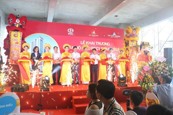 Căn hộ mẫu PCC1 Thanh Xuân gây ấn tượng trong ngày khai trương - 1