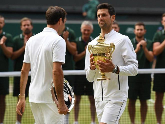 """Djokovic đua Grand Slam với Federer, Nadal: """"Lột xác"""" thần tốc ra sao? - 1"""