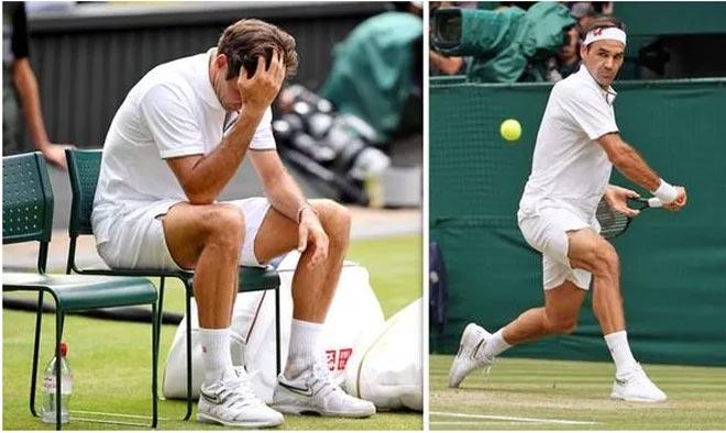 Federer thua đau Djokovic Wimbledon: Ám ảnh chưa biết khi nào vượt qua - 1