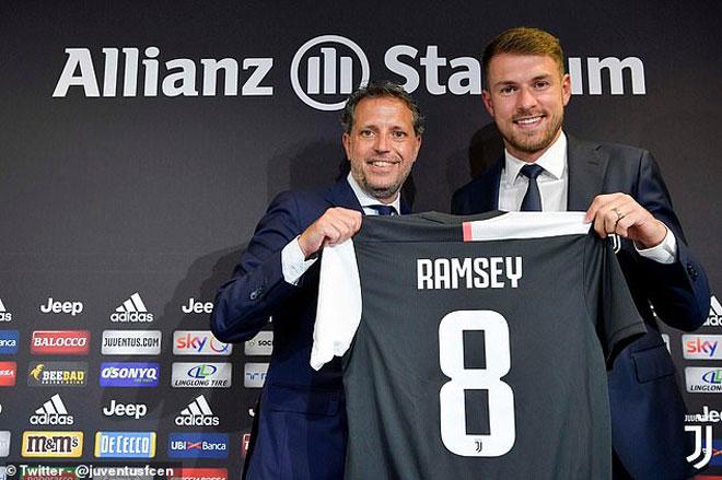 Juventus ra mắt sao 0 đồng: Lương 400.000 bảng/tuần, quyết giành cúp C1 - 1