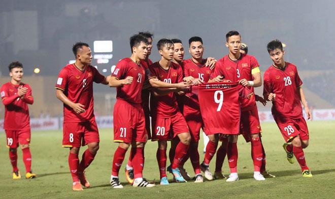 Lịch thi đấu vòng loại World Cup 2022 của ĐT Việt Nam - 1