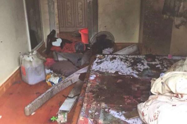 Nghi can tẩm xăng đốt cả nhà người tình ở Sơn La đã tử vong - 1