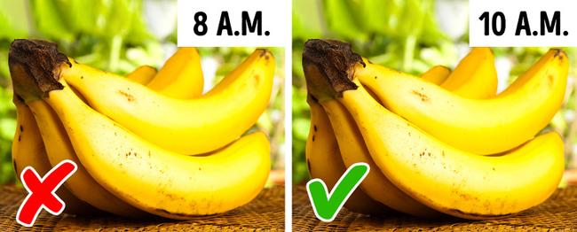 12 loại thực phẩm sẽ trở thành thuốc độc nếu bạn ăn sai thời điểm - 1