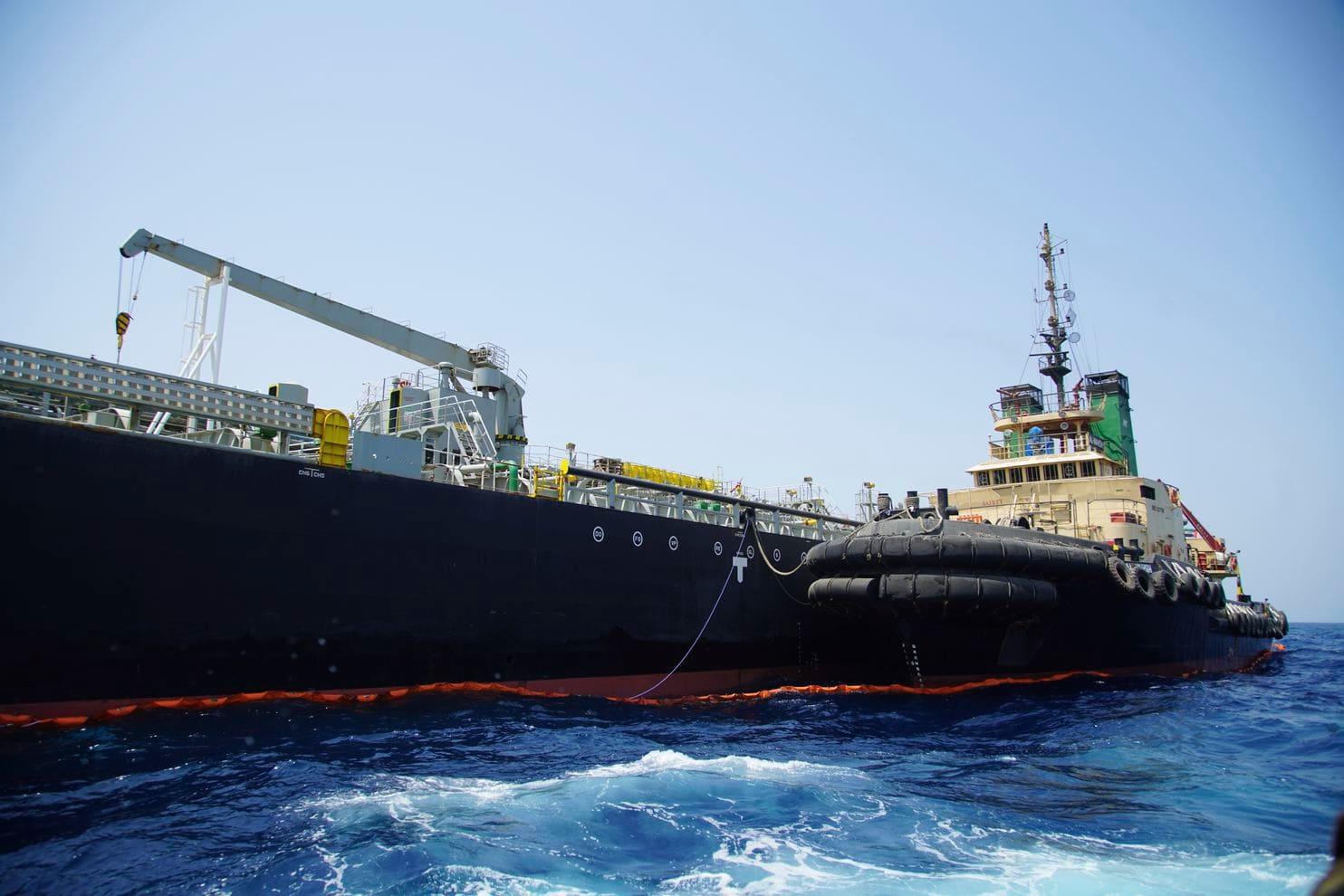 Tàu chở dầu đột ngột mất tích gần vịnh Ba Tư, căng thẳng Iran - phương Tây lại leo thang? - 1