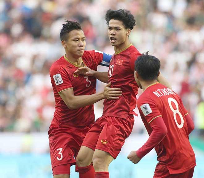 """ĐT Việt Nam đấu Thái Lan, UAE, Công Vinh nhận định bảng """"tử thần"""" - 2"""