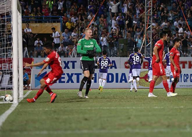 Hà Nội - HAGL: Sai lầm chí mạng, vỡ òa phút 90+4 - 1