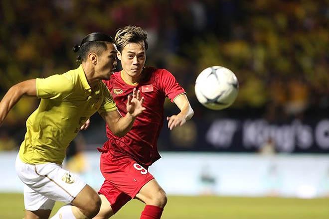 Báo Thái Lan: 'Gặp Việt Nam ở vòng loại World Cup là dễ thở nhất' - 1