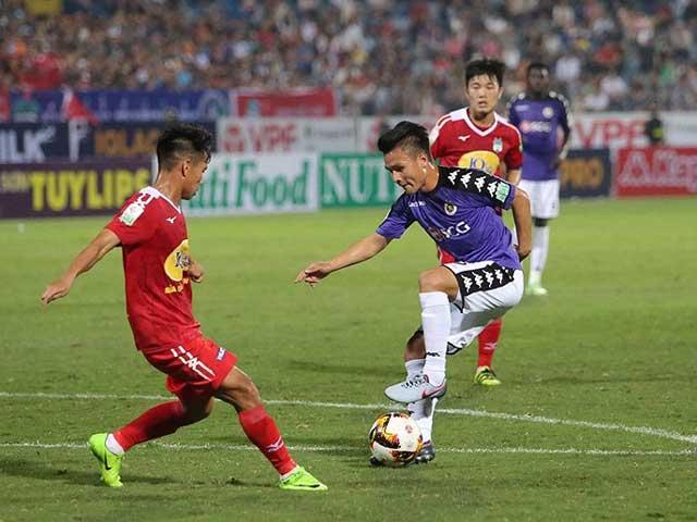 Hà Nội FC - HAGL: Dàn SAO tụ hội, rực lửa Hàng Đẫy - 1