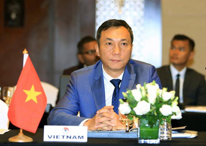 Phó Chủ tịch VFF Trần Quốc Tuấn làm Chủ tịch Ủy ban Thi đấu AFC - 1