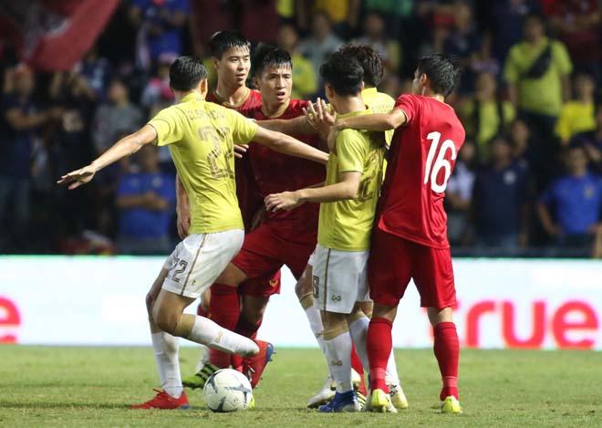 Thái Lan sôi sục muốn đấu Việt Nam vòng loại World Cup: Báo Thái không sợ thua te tua - 1